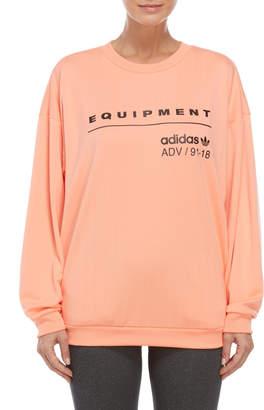 adidas Equipment Pullover Sweatshirt