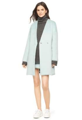 Milly Alpaca Wool Helen Coat