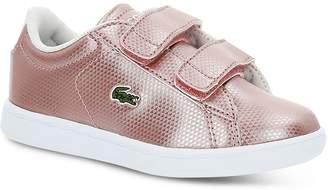 3e68bcda Lacoste Infants' Carnaby Evo Synthetic Metallic Sneakers