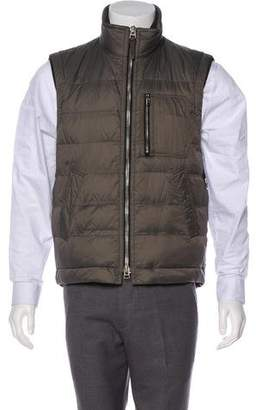 Tom Ford Quilted Puffer Vest w/ Tags