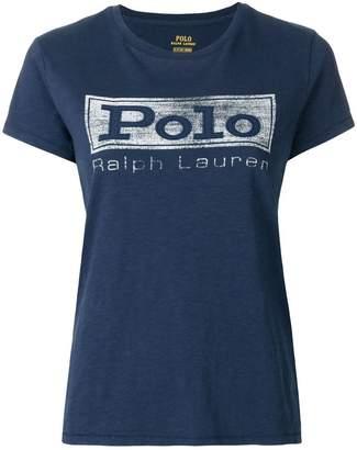Polo Ralph Lauren (ポロ ラルフ ローレン) - Polo Ralph Lauren ロゴプリント Tシャツ
