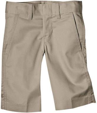 Dickies Regular Fit Flex Waist Flat Front Short - Big Kid Boys