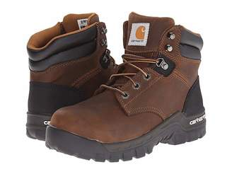 Carhartt 6 Inch Brown Rugged Flex(r) Work Boot