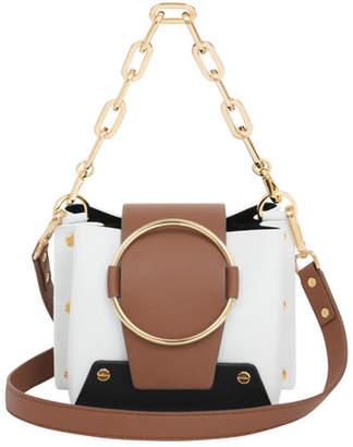 Yuzefi Limited Delila Mini Colorblock Bucket Bag