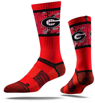 Strideline Georgia Bulldogs Crew Socks Ii