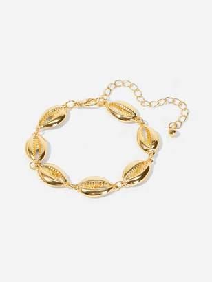 Shein Metal Shell Bracelet 1pc