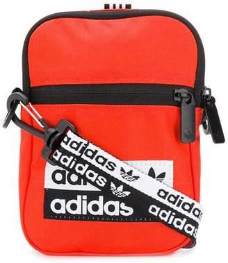 adidas Festival logo messenger bag
