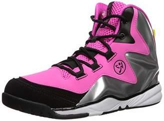 Zumba Women's Energy Boom High Top Dance Workout Sneakers Shoe