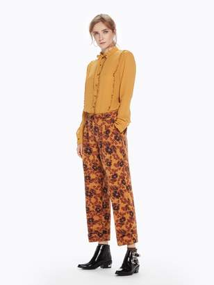 Scotch & Soda Wide Leg Chinos