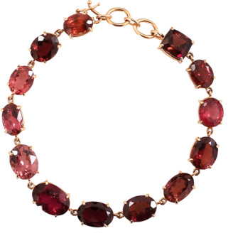 Irene Neuwirth JEWELRY Limited Edition Mixed Pink Tourmaline Bracelet
