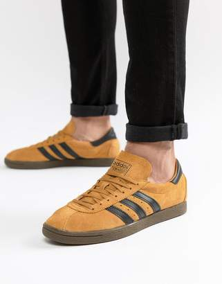 adidas Tobacco Sneakers In Yellow CQ2761
