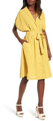 J.o.a. Chriselle x Cocoon Sleeve Dress