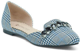 Two Piece Flats