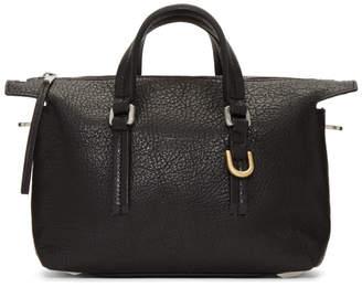 Rick Owens Black Baby Top Handle Bag