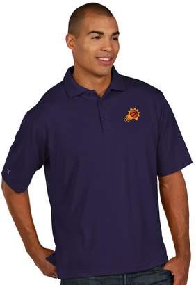 Antigua Men's Phoenix Suns Pique Xtra-Lite Polo