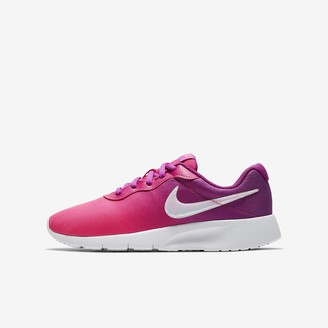 Nike Big Kids' Shoe Tanjun Print