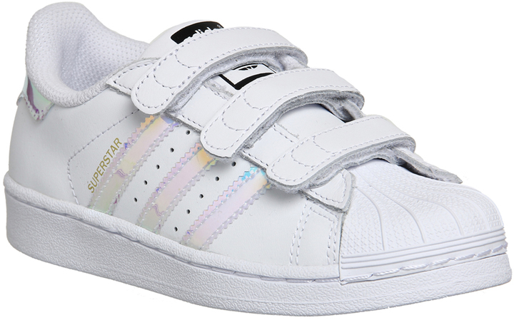 Buy adidas superstar 2 kids silver >off53%)