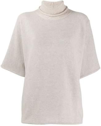 Fabiana Filippi short-sleeved jumper