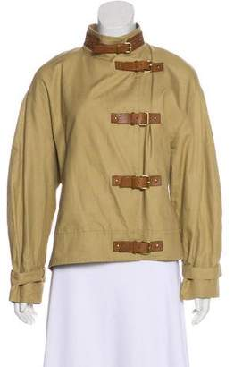 Isabel Marant Long Sleeve Casual Jacket