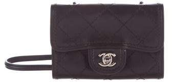 Chanel Chanel Quilted Crossbody Flap Bag