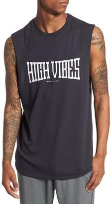 Spiritual Gangster High Vibes Muscle Tank
