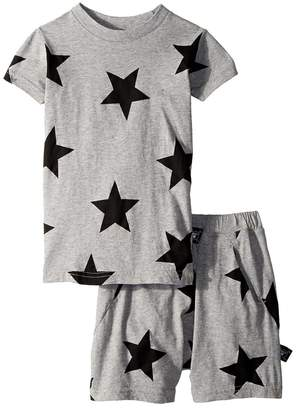 Nununu Star Short Loungewear Boy's Pajama Sets
