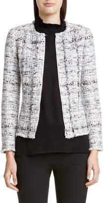 Lafayette 148 New York Noelle Tweed Jacket