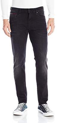 Tommy Hilfiger Men's Denim Slim Tapered Steve Jean