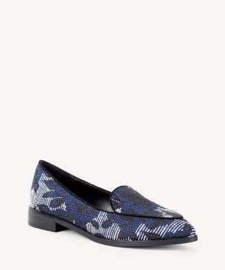 Sole Society Winslow Pointed Toe Smoking Slipper