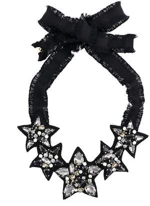 RED Valentino multi star necklace