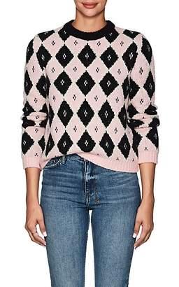 Philosophy di Lorenzo Serafini Women's Marquee Diamond-Pattern Sweater