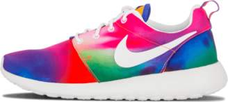 Nike Roshe Run Print Court Purple/White 'Tie Dye'