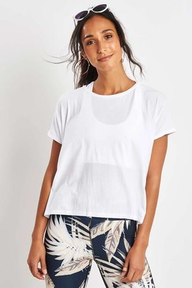 ALALA Breakers Tee White - XS