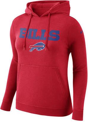 Nike Women Buffalo Bills Club Pullover Hoodie