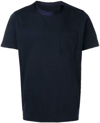 Sacai front pocket T-shirt