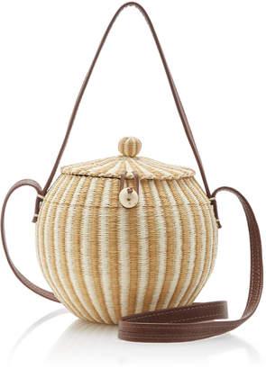 Sensi Studio Coco Double Leather Handle Bag