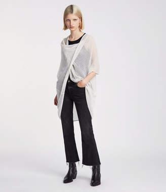AllSaints Itat Twist Knit Top