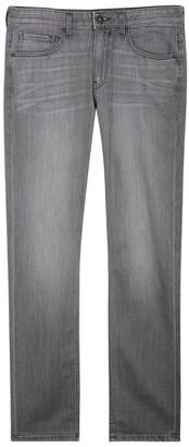 Paige Federal Grey Straight-leg Jeans