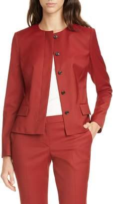 BOSS Jamaren Wool Suit Jacket