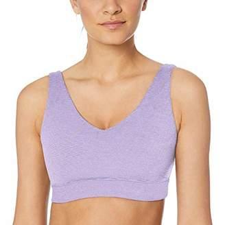 Core 10 Women's Standard Light Support Spectrum Yoga Scoop Back Sports Bra