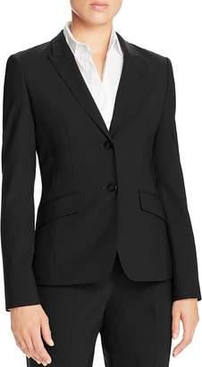 Boss Black BOSS Julea Stretch-Wool Blazer