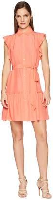 Kate Spade Ruffle Sleeve Dress Women's Dress