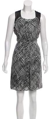 MICHAEL Michael Kors Printed Sleeveless Dress