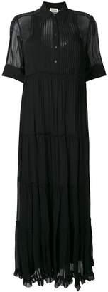 Zadig & Voltaire Zadig&Voltaire long sheer dress