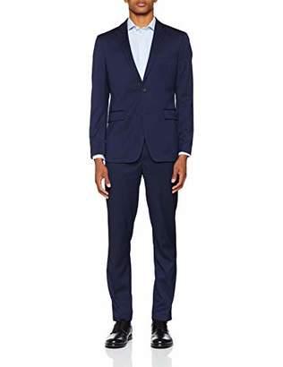 Esprit Men's 098eo2m002 Suit (Black 001), (Manufacturer Size: 90)