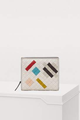 Bottega Veneta Abstract wallet