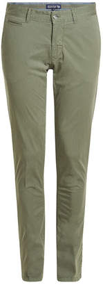 Woolrich Stretch Twill Slim Chinos