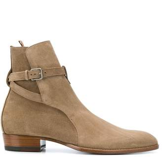 Saint Laurent Wyatt 30 Jodhpur boots