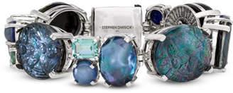 Stephen Dweck Multihued Blue Stone Bracelet