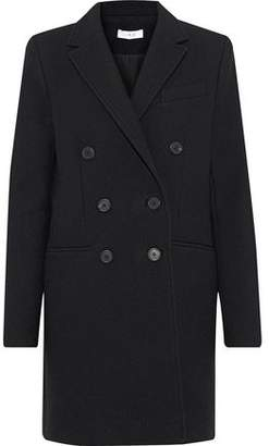 IRO Kascko Double-Breasted Wool Twill Coat